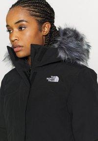 The North Face - W ARCTIC PARKA - Down coat - black - 5