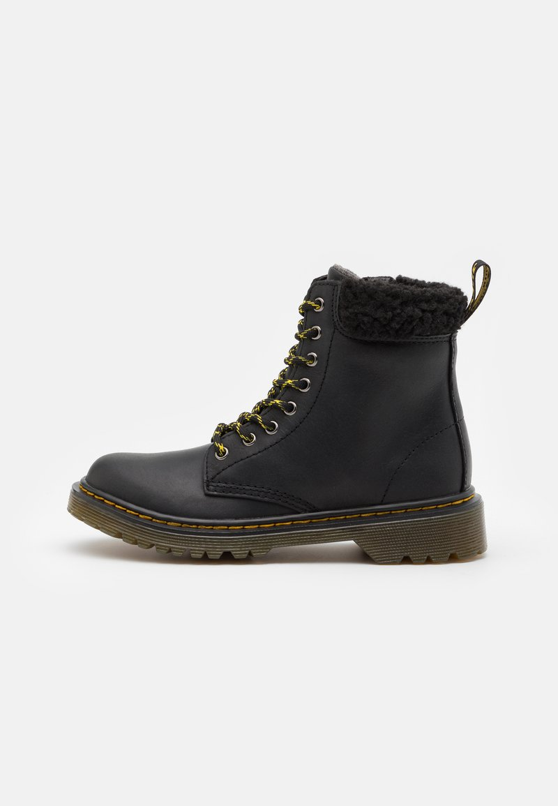 Dr. Martens - 1460 COLLAR REPUBLIC WP UNISEX - Veterboots - black