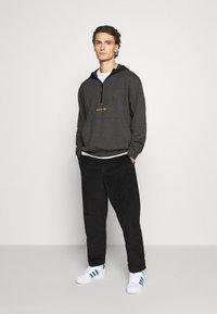 adidas Originals - FIELD HOODY - Hoodie - dark grey - 1