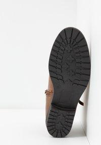 New Look - DELIA - Ankelstøvler - tan - 6