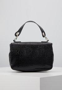 HVISK - DALLY CROCO - Handbag - black - 2