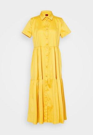 ENNISH - Blousejurk - bright yellow