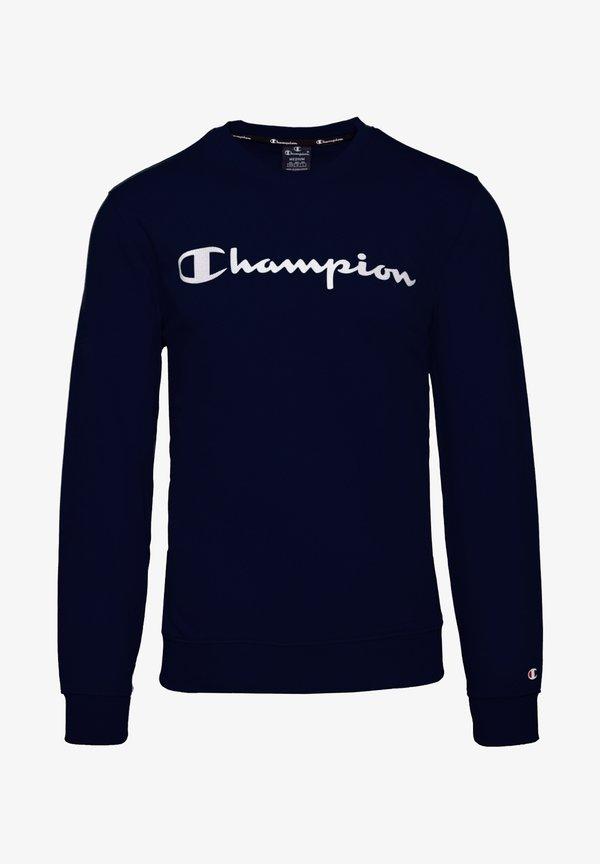 Champion Bluza - blue/niebieski Odzież Męska DHZK