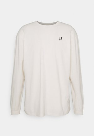 TRIPPING IN HELL UNISEX - Long sleeved top - whisper white
