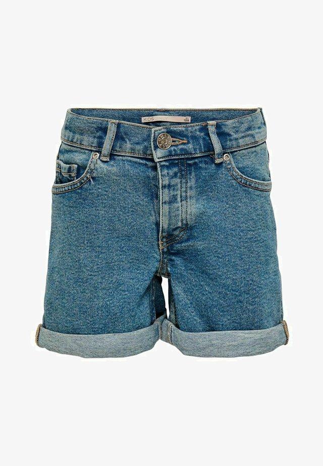 KONJOSIE LIFE HW - Short en jean - medium blue denim
