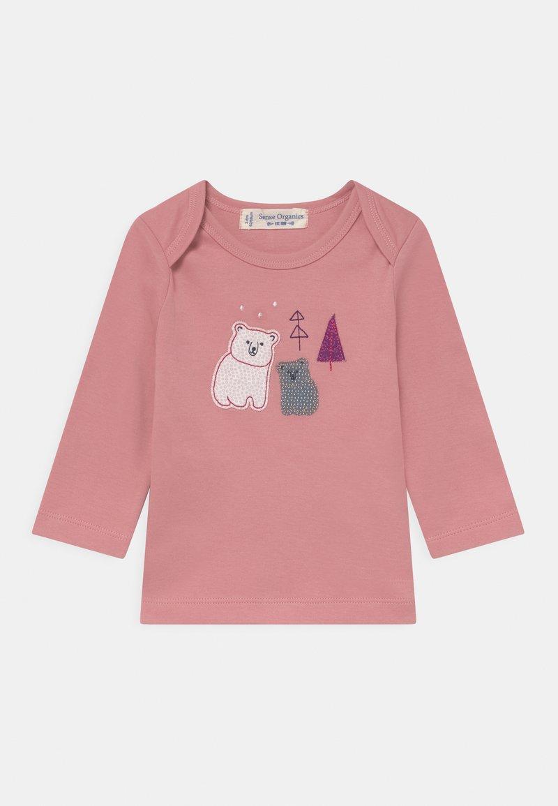 Sense Organics - TIMBER RETRO BABY - Long sleeved top - pink