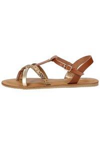 Scapa - SCAPA ZEHENSTEG - Sandals - cuoio 530 - 0