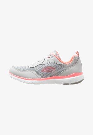 FLEX APPEAL 3.0 - Sneakersy niskie - light gray/hot pink