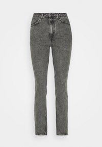 American Vintage - TIZANIE - Jeans a sigaretta - gris poivre et sel - 0