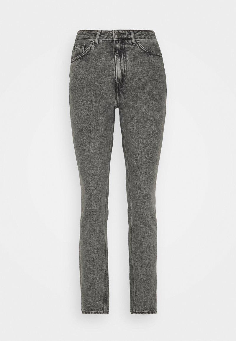 American Vintage - TIZANIE - Jeans a sigaretta - gris poivre et sel