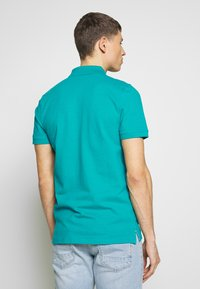 Selected Homme - SLHARO EMBROIDERY - Polo shirt - quetzal green - 2