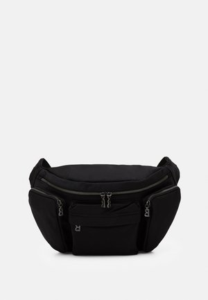 KLOSTERS JULIAN HIPBAG - Bum bag - black
