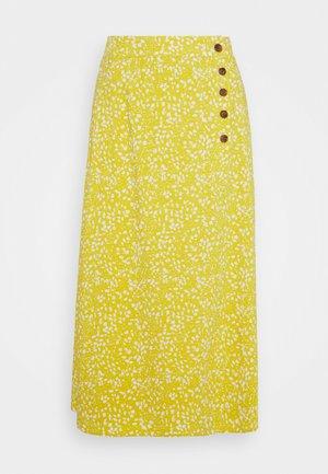 OBJHESSA LILITI SKIRT  - A-line skirt - bamboo/animal dots