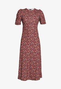 FELICIA DITSY EMPIRE MIDI - Maxi dress - brown pattern