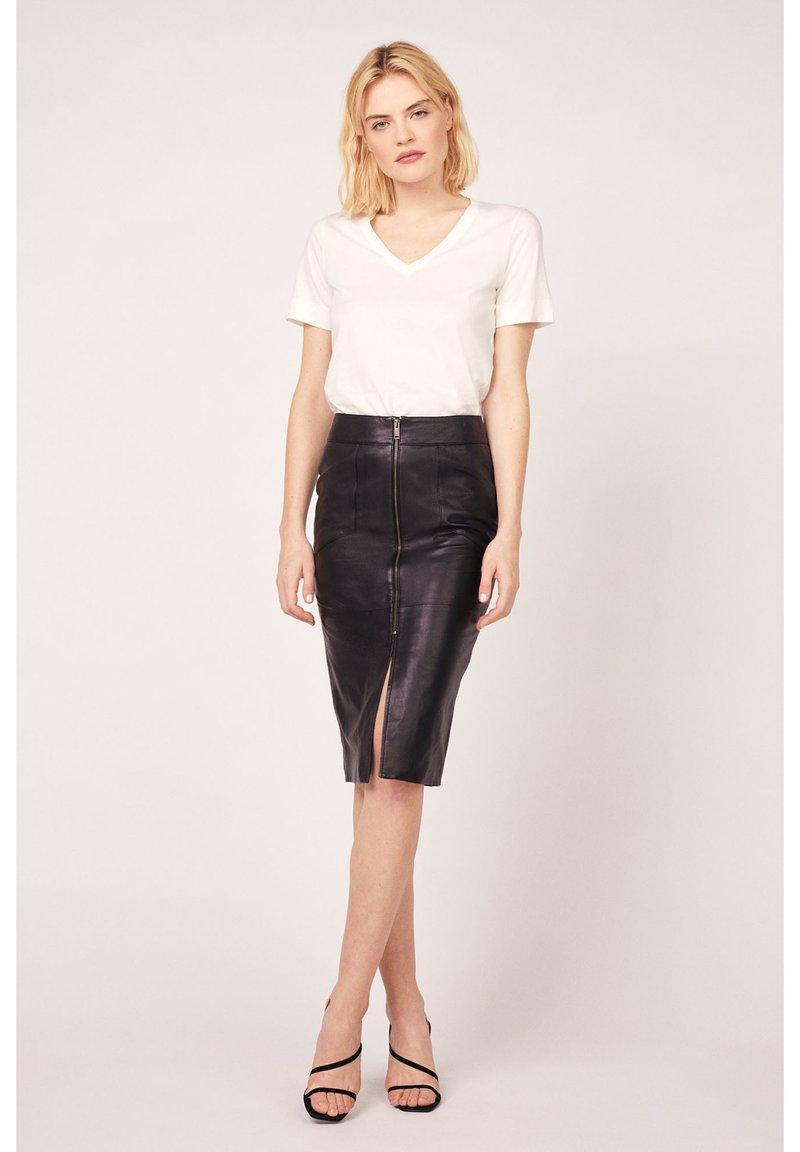 Kookai - Pencil skirt - noir
