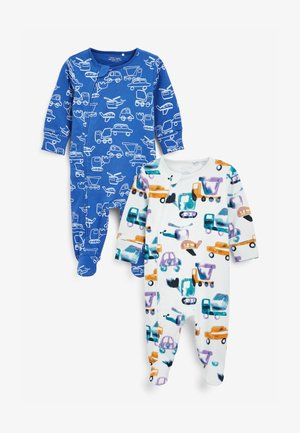 2 PACK - Sleep suit - blue