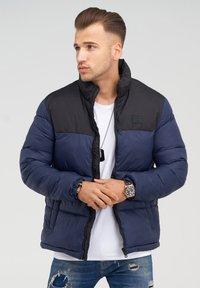 Jack & Jones - MIT - Winter jacket - navy blazer - 0