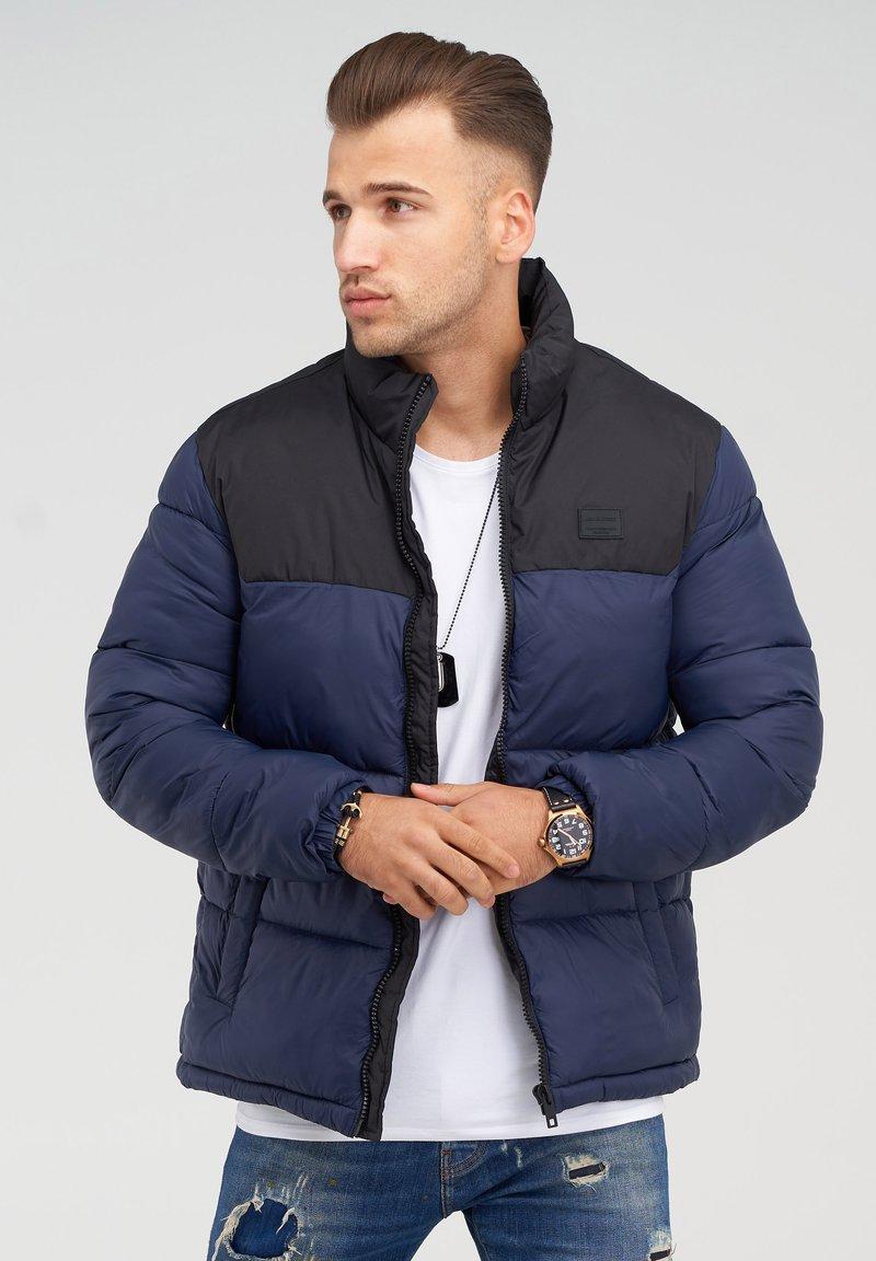 Jack & Jones - MIT - Winter jacket - navy blazer