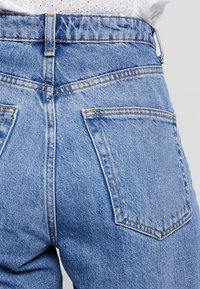 Topshop - MOM NEW - Relaxed fit jeans - blue denim - 3