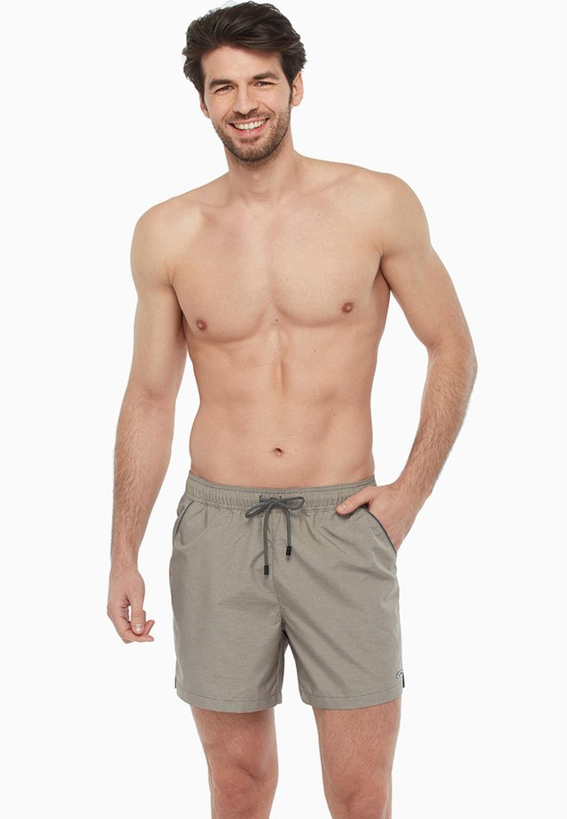 Shorts da mare - light brown