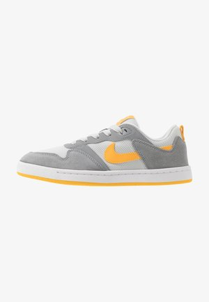 ALLEYOOP UNISEX - Skate shoes - particle grey/university gold/photon dust/white