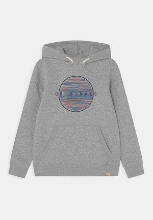 JORMILTON HOOD JR - Sweatshirt - light grey melange