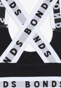 Bonds - BAND RACER CROP - Sada spodního prádla - black - 4