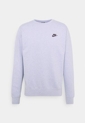 CREW - Sweatshirt - purple chalk/smoke grey