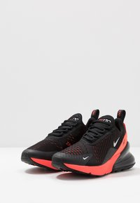 Nike Sportswear - AIR MAX  - Sneakers laag - black/reflect silver/bright crimson - 3