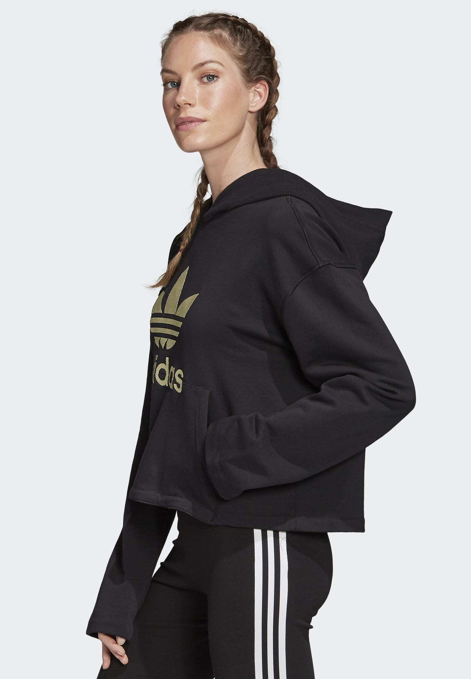 Adidas Originals Premium Hoodie - Sweat À Capuche Black