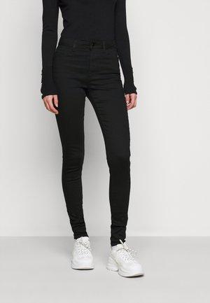 ALEX - Skinny džíny - black