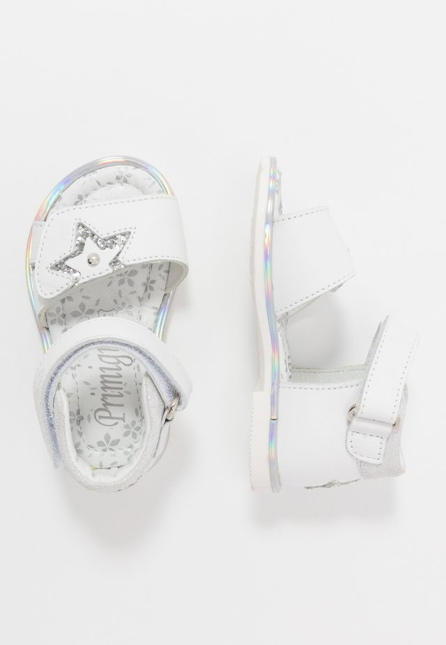 Baby shoes - bianco