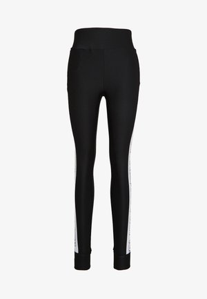LARISSA LEGGINGS - Collant - black/bright white