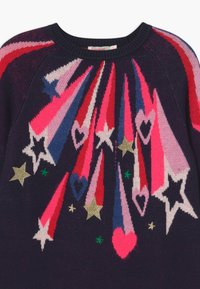 Billieblush - Vestido de punto - navy - 2