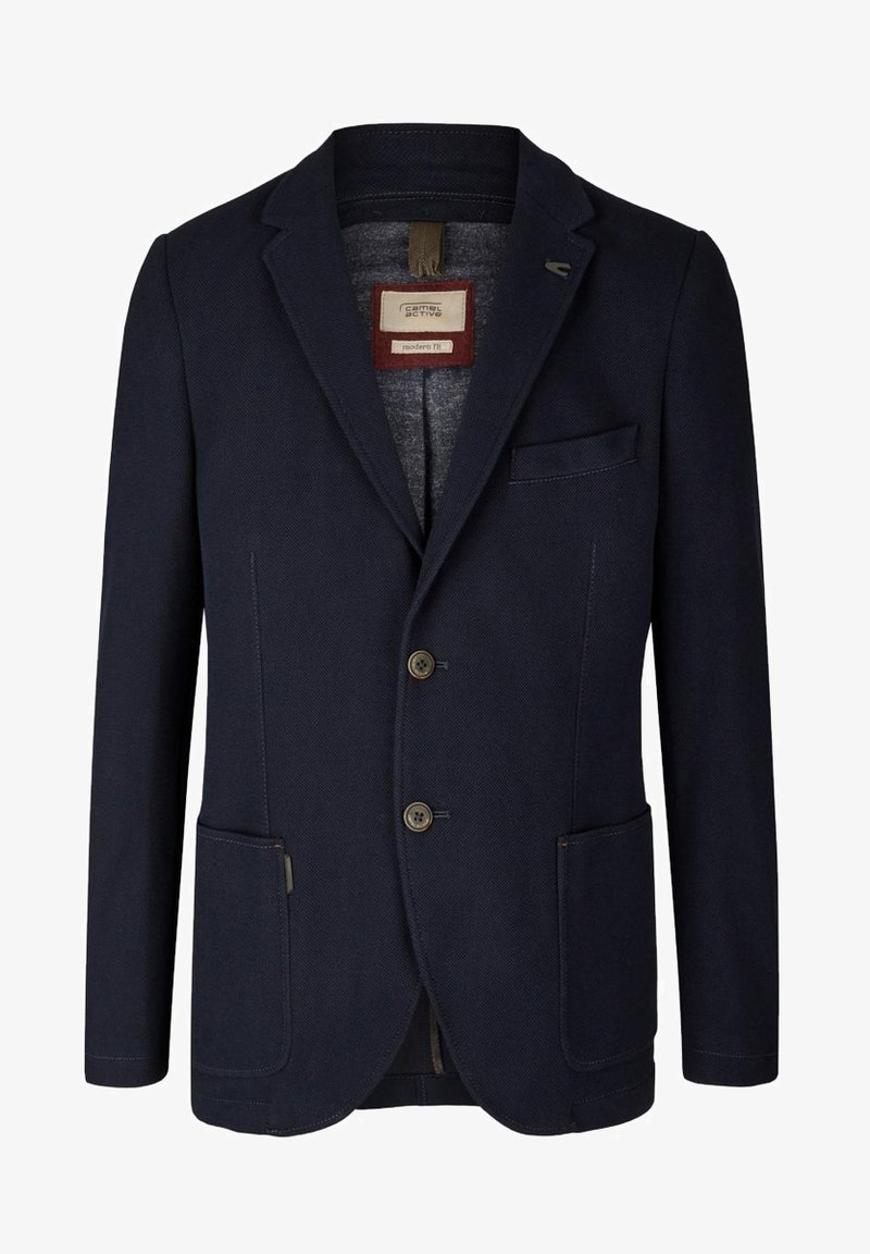 camel active - Blazer jacket - navy