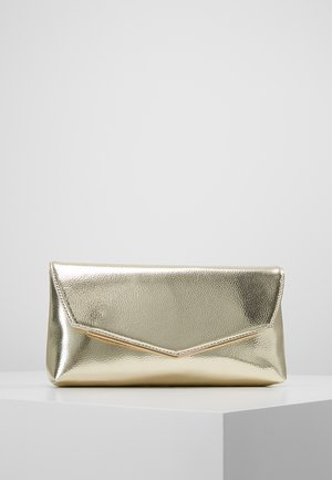 BAR - Clutch - gold