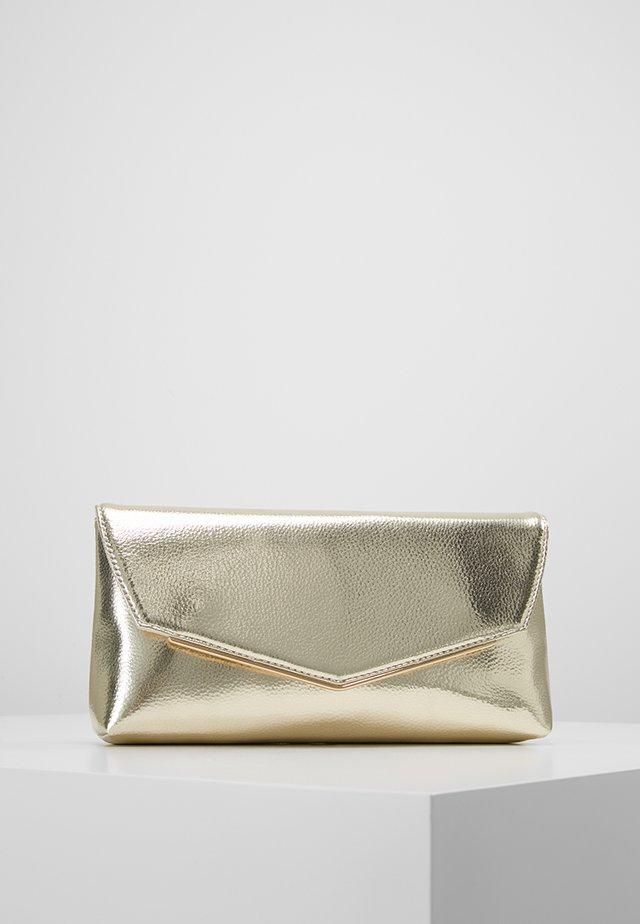 BAR - Pochette - gold