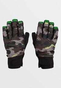 Volcom - NYLE GLOVE - Gloves - army - 1