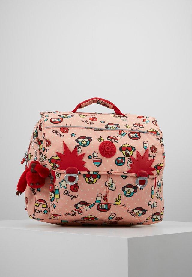 INIKO - School bag - multicoloured