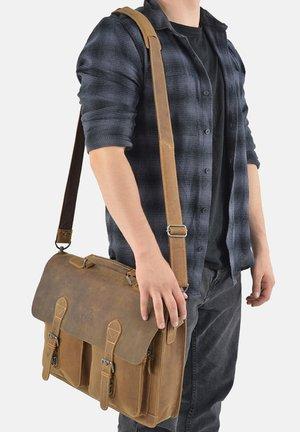 MARC - Briefcase - brown