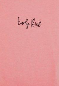 Hunkemöller - NIGHTIE EARLY BIRD - Camisón - dusty rose - 5