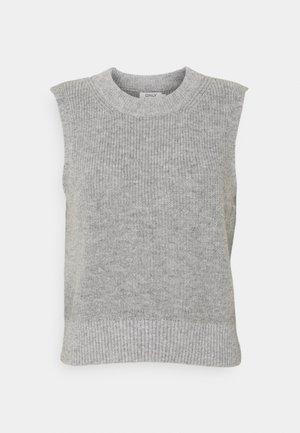 ONLPARIS LIFE - Jumper - light grey melange