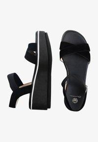 Ekonika - Platform sandals - schwarz - 1
