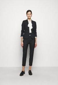 MAX&Co. - MONOPOLI - Trousers - china blue pattern - 1