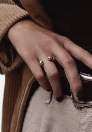 MINI BOMB - Ring - silver