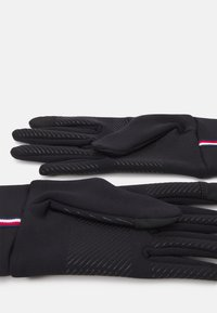 Tommy Hilfiger - WOMEN'S TOUCH GLOVES - Gloves - black - 1