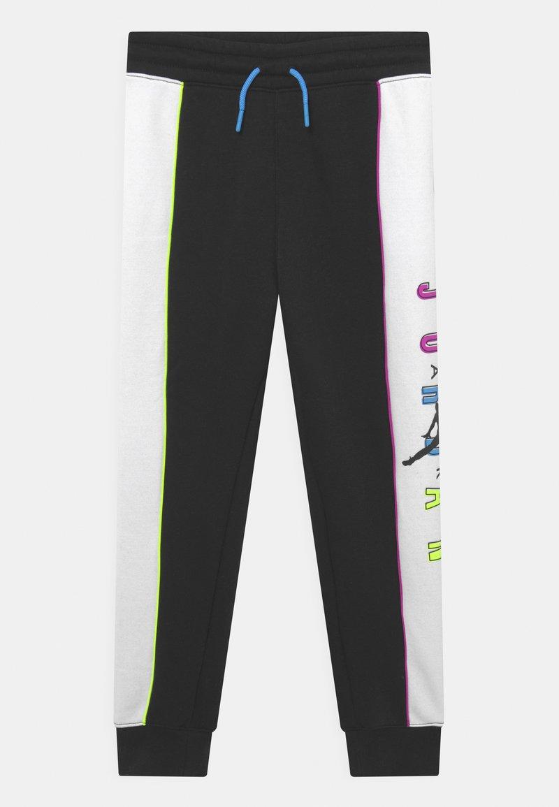 Jordan - COLOR OUTSIDE THE LINES - Pantaloni sportivi - black