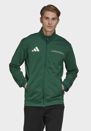 ADIDAS ATHLETICS PACK TRACK TOP - Training jacket - green