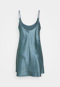 La Perla - SHORT SLIPDRESS - Nightie - light blue - 7