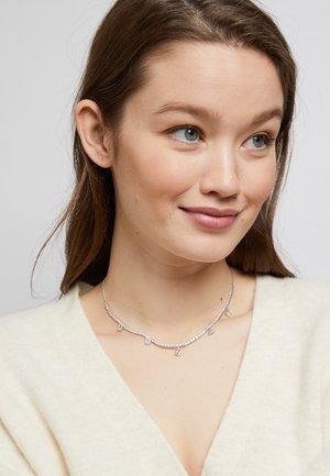 TENNIS CHOKER - Necklace - silver-coloured